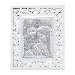 Obrazek Srebrny Święta Rodzina 31129FBA