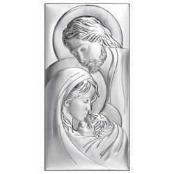 Obrazek Srebrny Święta Rodzina 6380