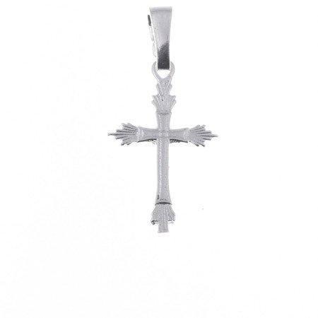 Krzyżyk srebrny MO065